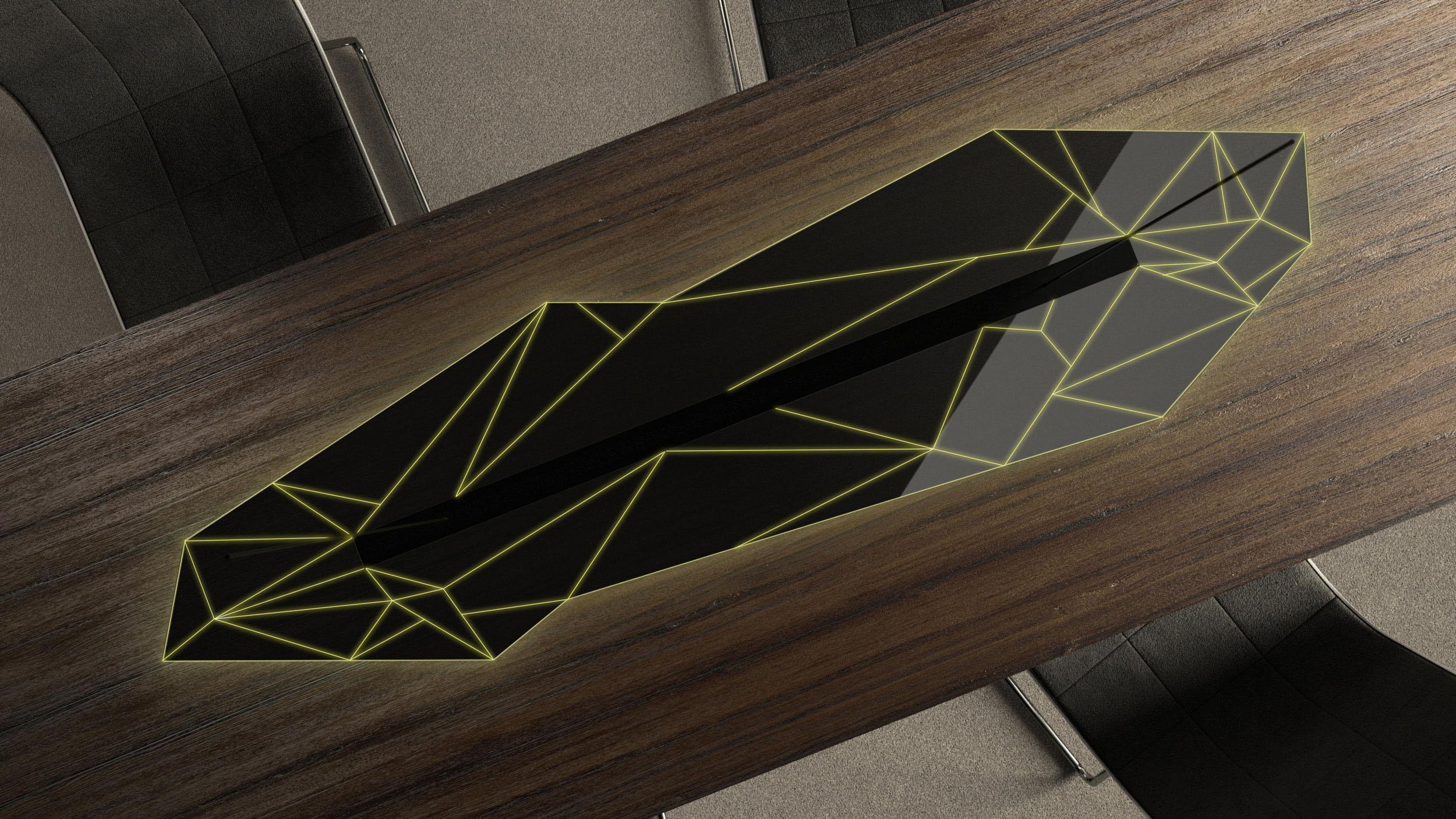 Material Aluminium und Acrylglas I Acrylglas mit Lackschicht optional*